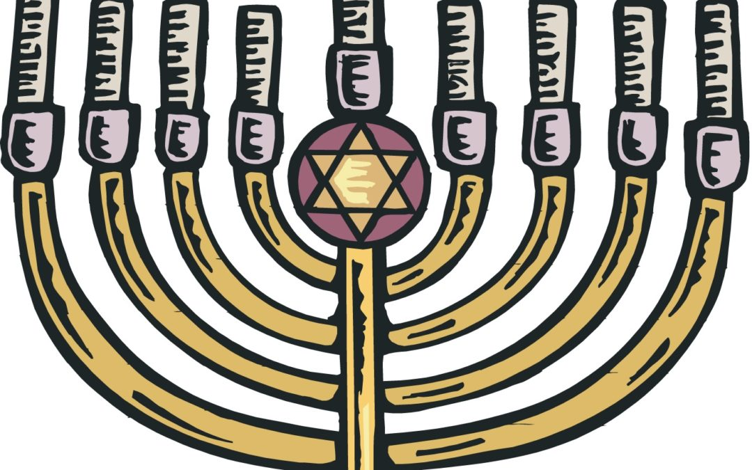 Hanukkah, or How to Tell a Great Story.